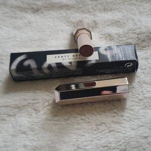 Fenty Beauty Matte lipstick in Shawty